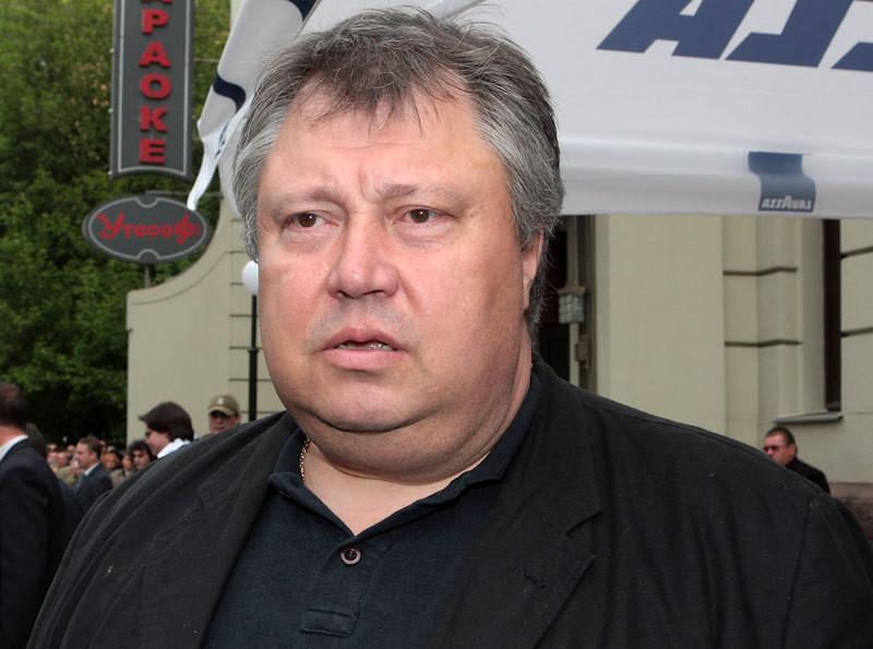 Степанченко Сергей Юрьевич актёр, народный артист России