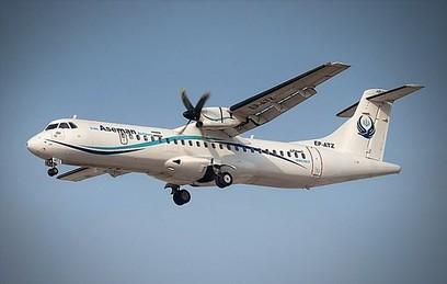Пассажирский самолет разбился в Иране