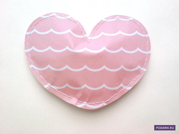 Пакетик-сердечко дляконфет
