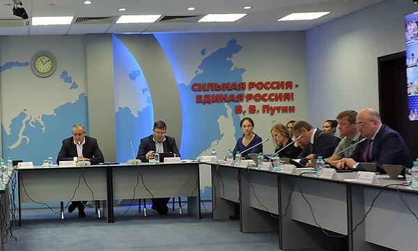 «Единая Россия» держит проблемы ЖКХ под особым контролем