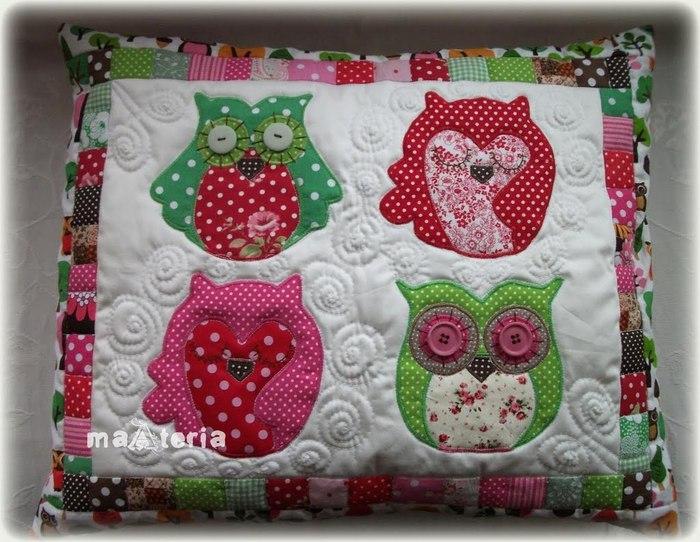 Лоскутное шитье. Детские подушки (24) (700x542, 101Kb)