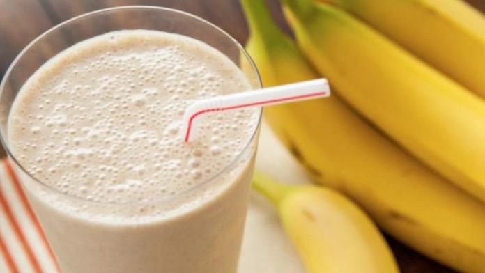 Банановый напиток для стройности и здоровья