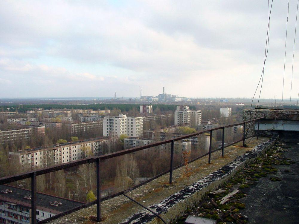 Там, где нет ни души. Прогулка по городам-призракам России и мира