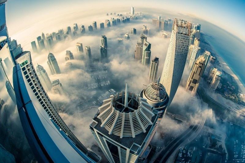 Фото-доказательства того, что Дубай - самый безумный город на планете