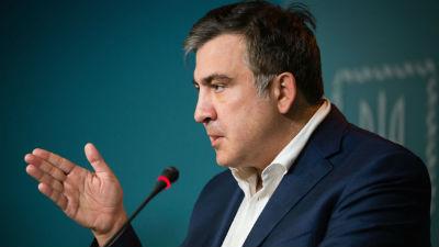 Саакашвили выложил в интернет карту с позициями украинской армии в Донбассе
