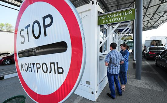 Украина не смогла осуществить сырьевую блокаду Крыма