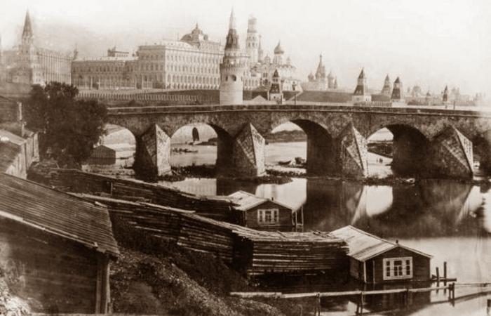 Москва на фотографиях XIX века: такой столицу мало кто видел