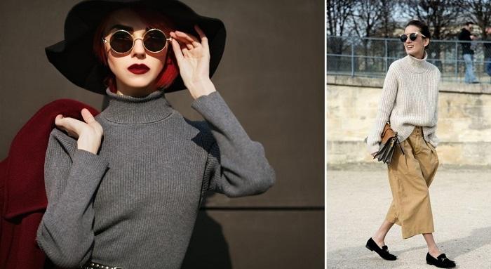 модные свитера и кофты