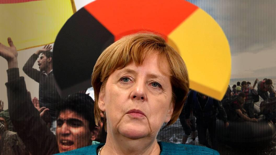 Канцлергейт Меркель: толеран…