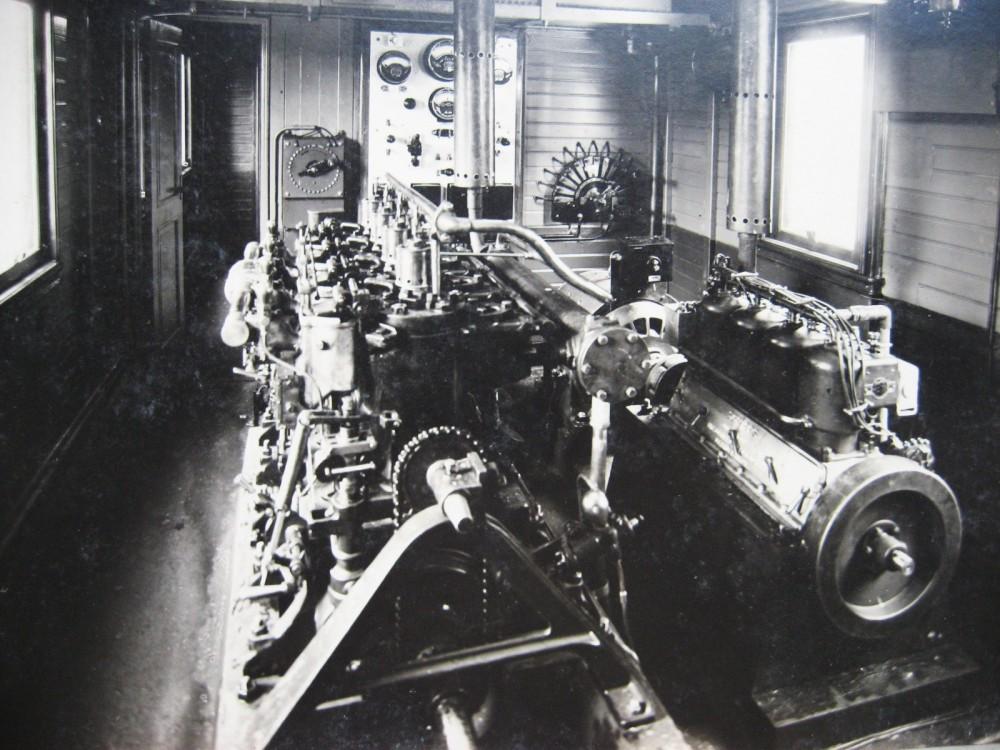 3. Вагон-электростанция