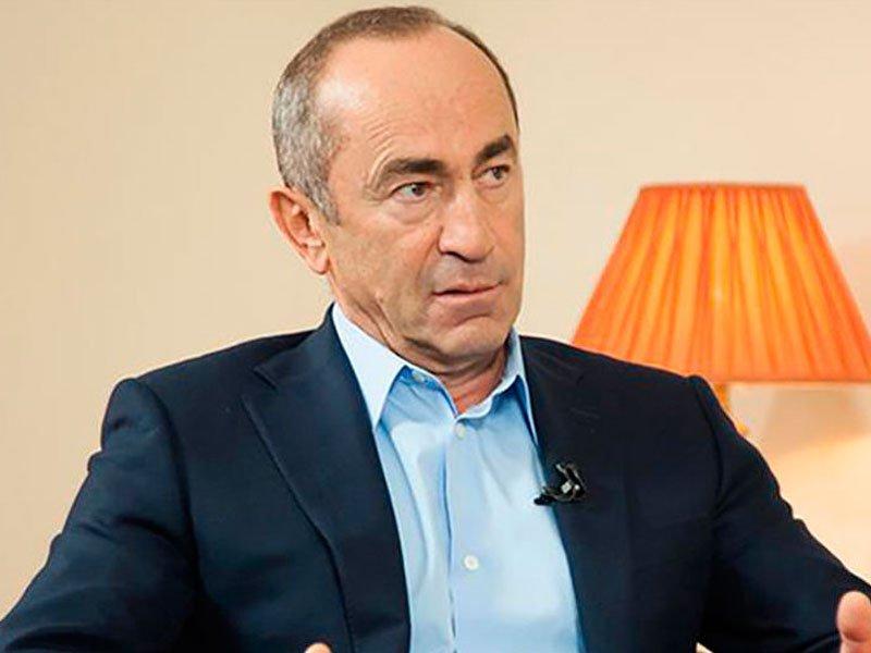 Кочарян принял решение вернуться в политику