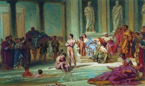 Термы Римской Империи (Бани)