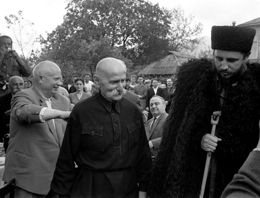 Когда Грузия была в Советском Союзе