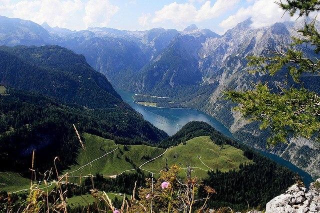 Озеро Кёнигсзе, Германия
