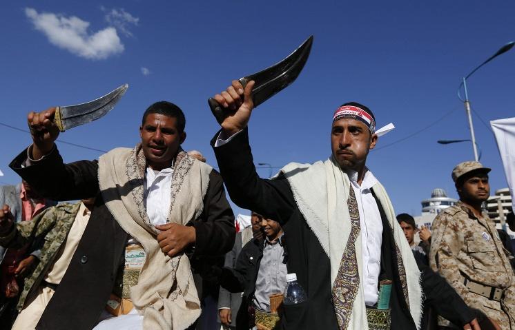 Части йеменской армии, переш…