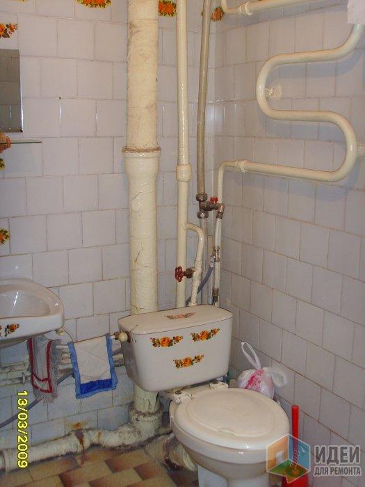 Как закрыть трубы в туалете своими руками если трубы с боку
