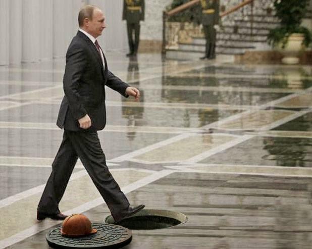 Такого из биографии Путина В…