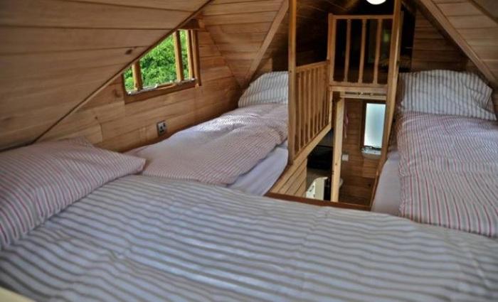 Спальное место на даче
