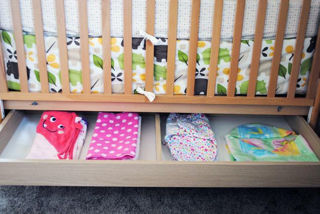 12 бесценных идей для расширения пространства детской