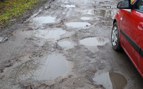 Эксперты обнаружили в мире дороги хуже, чем в России. Бывает и такое