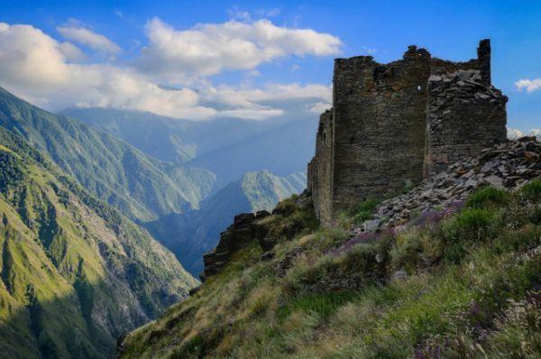 10 самых красивых пейзажей Чечни