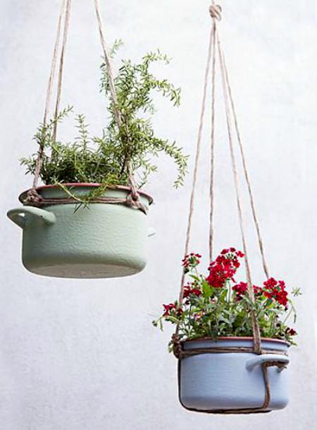 15 милых идей для любителей домашних растений