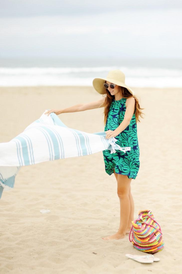Сшить летнее платье для пляжа фото 834