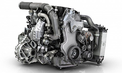 Renault Espace engine