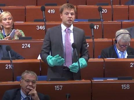 Алексей Гончаренко. Фото с сайта: newsone.ua