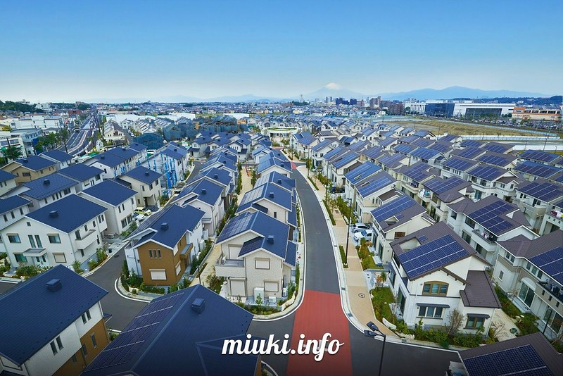 Фуджисава — умный солнечный город Японии