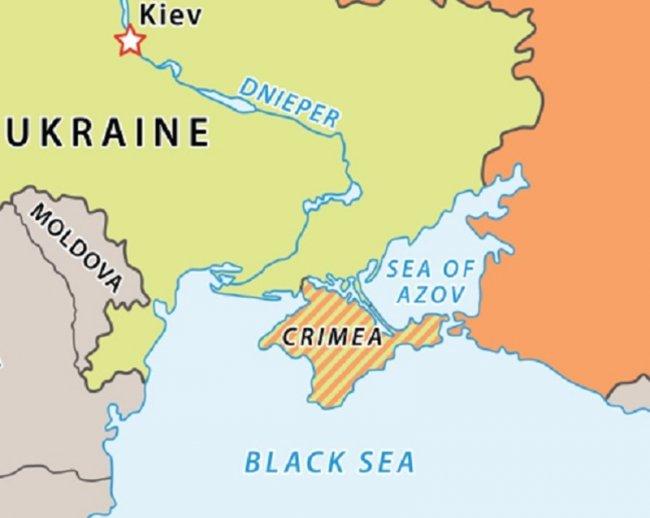 От какой катастрофы Россия спасла Крым, рассказал украинский журналист
