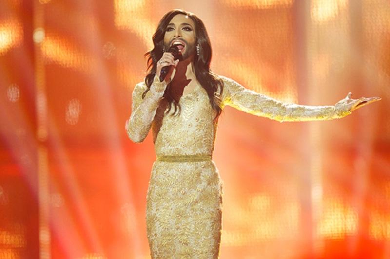 15 самых запоминающихся нарядов песенного конкурса «Евровидение» — Eщё