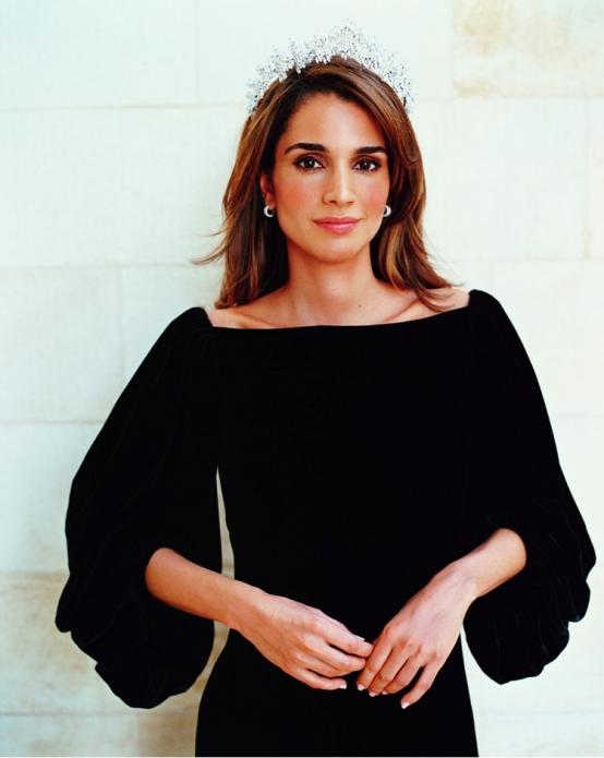 Королева Иордании Рания ( фото и биография)