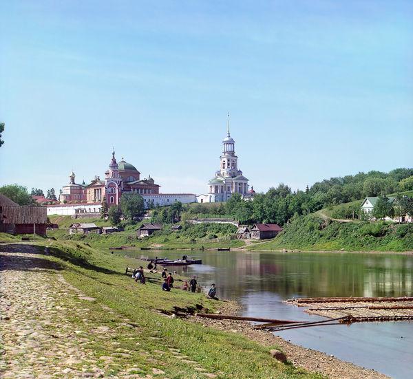 Россия в цвете. Фотографии Прокудина-Горского