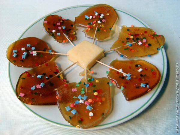 Домашние леденцы из сахара без формочек рецепт