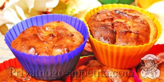 рецепт кексов для детей в духовке
