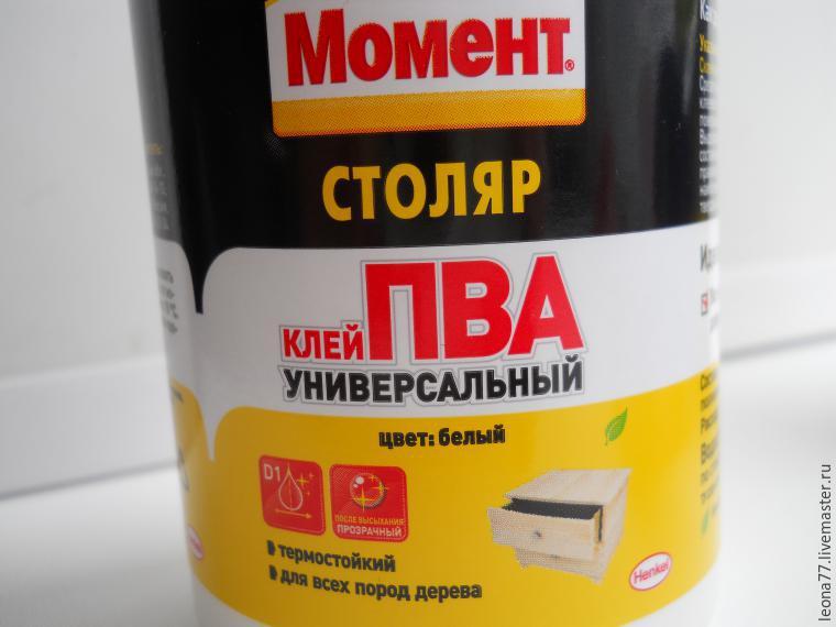 Клей для холодного фарфора