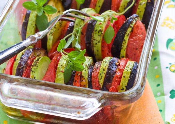 Диетические овощи в духовке рецепты с фото