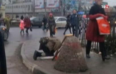 В Нижнем Новгороде спасли похищенного цыганами инвалида