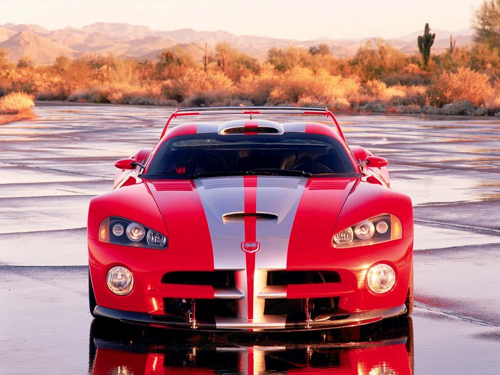 Суперкар Viper вернулся под крыло Dodge