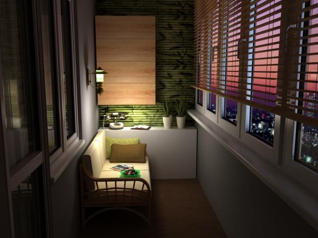 Балконы отделка интересные идеи фото