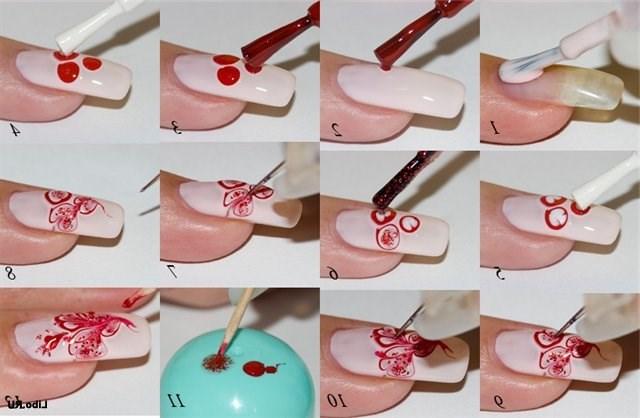 """Фотография """"История маникюра"""" на сайте """"Дизайн фото ногтей, маникюр. Фото лучшего дизайна для ногтей. Ногти фото рисунки"""" - МирТ"""