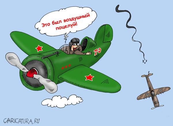 ВВС — страна чудес. Российские авиаторы 18 августа празднуют свой третий праздник в этом месяце.