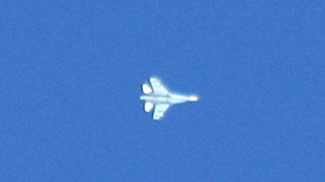 В Штатах на украинском истребителе гробанулся командир самой секретной эскадрильи Red Hаt