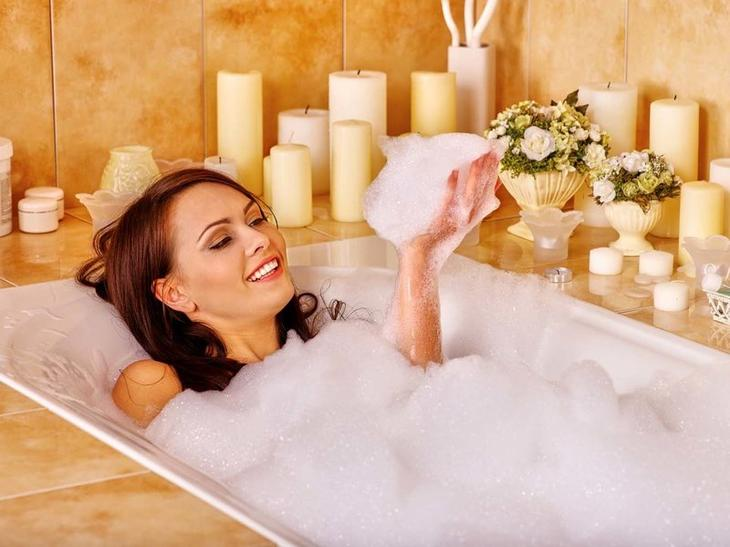 Антицеллюлитные ванны