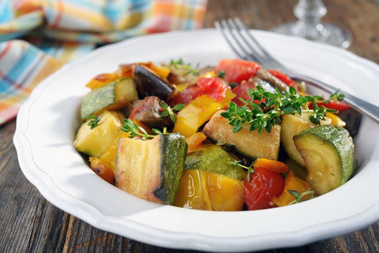 10 блюд из овощей, к которым…