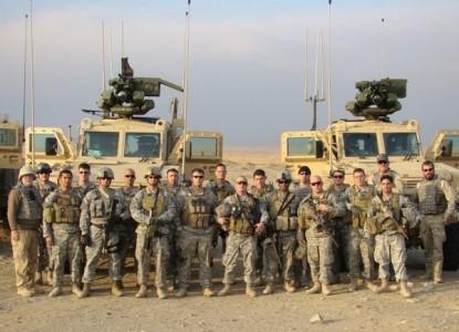 Бундестаг: Армия США находится в Сирии незаконно, в отличии от российской