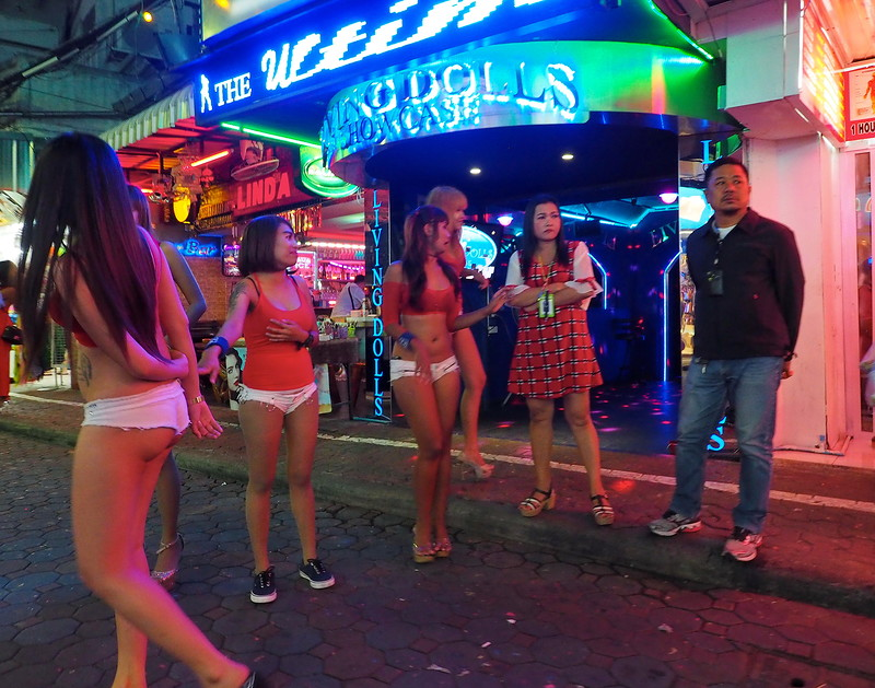 Проститутуки В Тайланде