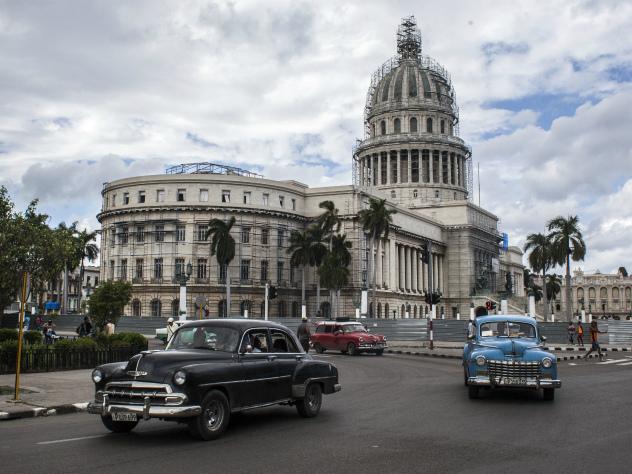На реконструкцию Капитолия в Гаване Россия потратит более 600 миллионов рублей