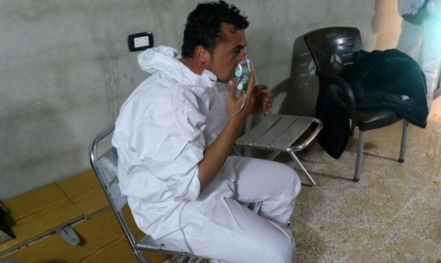 Провокация в Сирии сорвана!